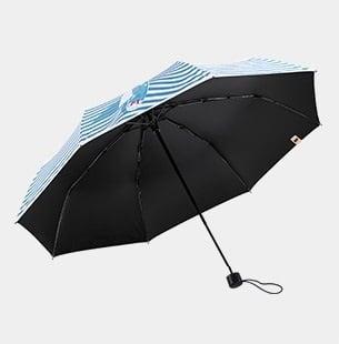 boy 三折防曬摺疊雨傘 (隽永)
