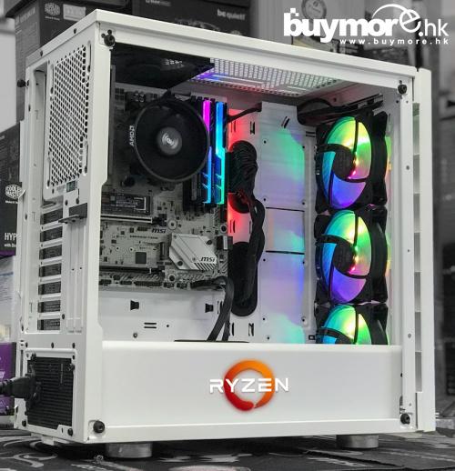 💡【今日購買送美國品牌電競耳機價值$499】 最新AMD Ryzen 5 3600六核心 MSI B450M MORTAR TITANIUM主板 G.SKILL Trident Z RGB 16G 3200Mhz記憶體 Samsung 970 EVO Plus 250G SSD Corsair 275R機箱 CoolerMaster ML360水冷 Whatsapp:69696