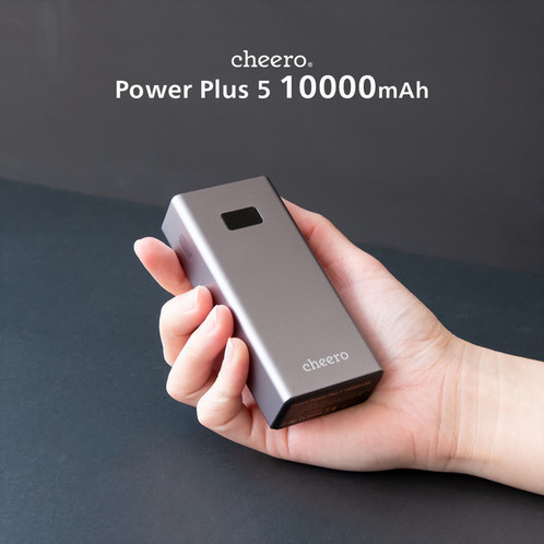 Cheero power plus 5 10000mAh