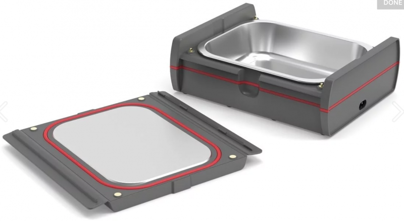 瑞士 HeatsBox Pro 智能自加熱飯盒