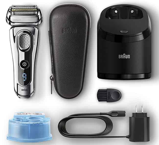 Braun Series 9 9295cc-P Wet & Dry 電動剃鬚刨