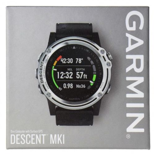 GARMIN Descen Mk1 多功能 GPS 潛水智能運動錶 [英文版]