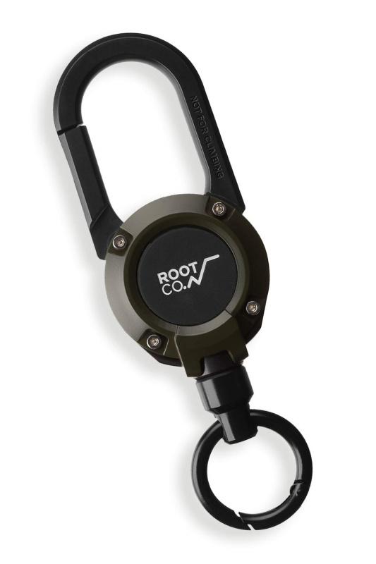 ROOT CO. Gravity 360捲軸伸縮扣 [6色]