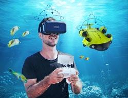 FIFISH V6 VR Function - Immersive VR Control