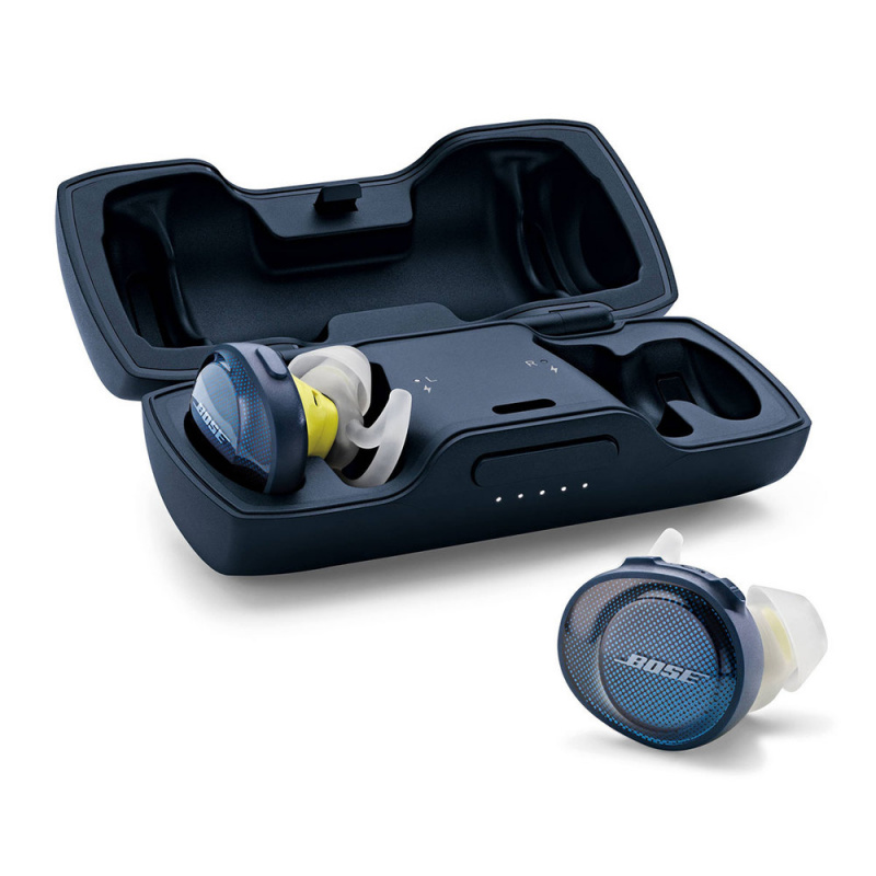 Bose SoundSport Free 真無線藍牙耳機 [3色]【水】