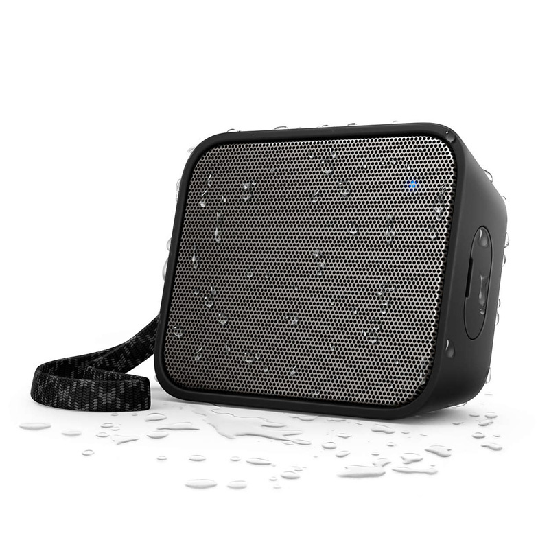 Philips - 便攜式藍牙喇叭 BT110B/00 (黑色) PixelPop Wireless Portable Bluetooth Speaker (Black)