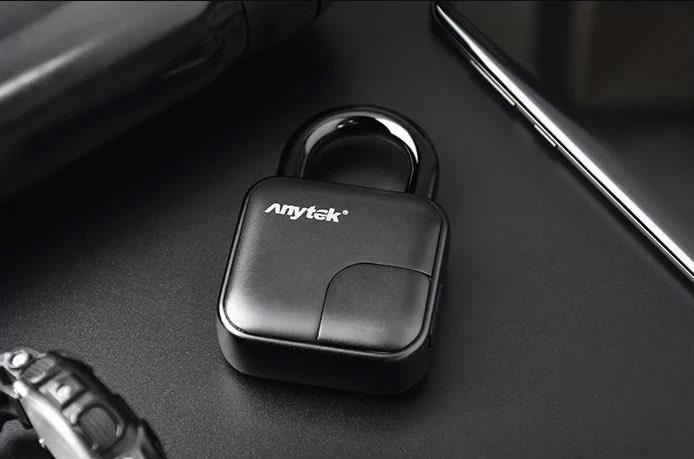 美國 Anylock P1 指紋辨識鎖