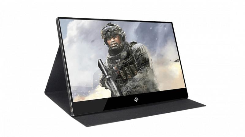 "Zoho 15.6""全高清可攜式觸控顯示器 Z15PT"