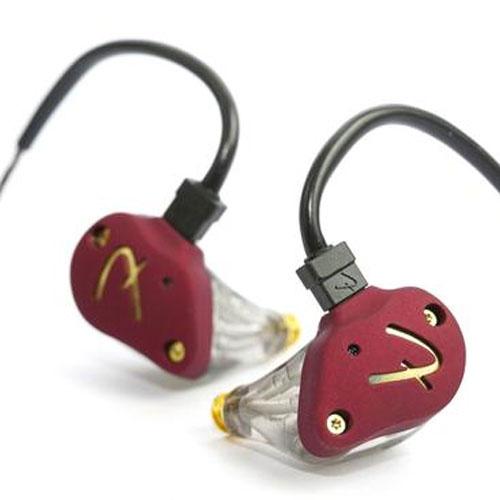Fender Ten 2 入耳式耳機 [2色]