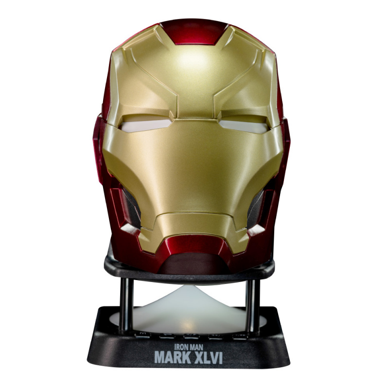 CAMINO x Iron Man 鋼鐵俠-迷你藍牙喇叭 (工商免運)