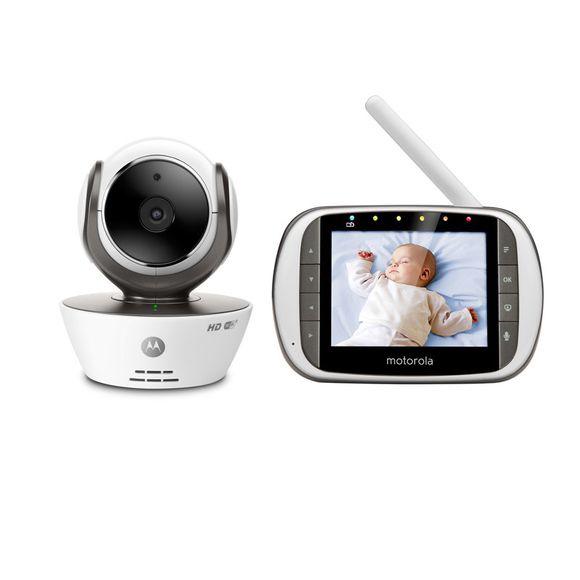 Motorola MBP 853 嬰兒監護器