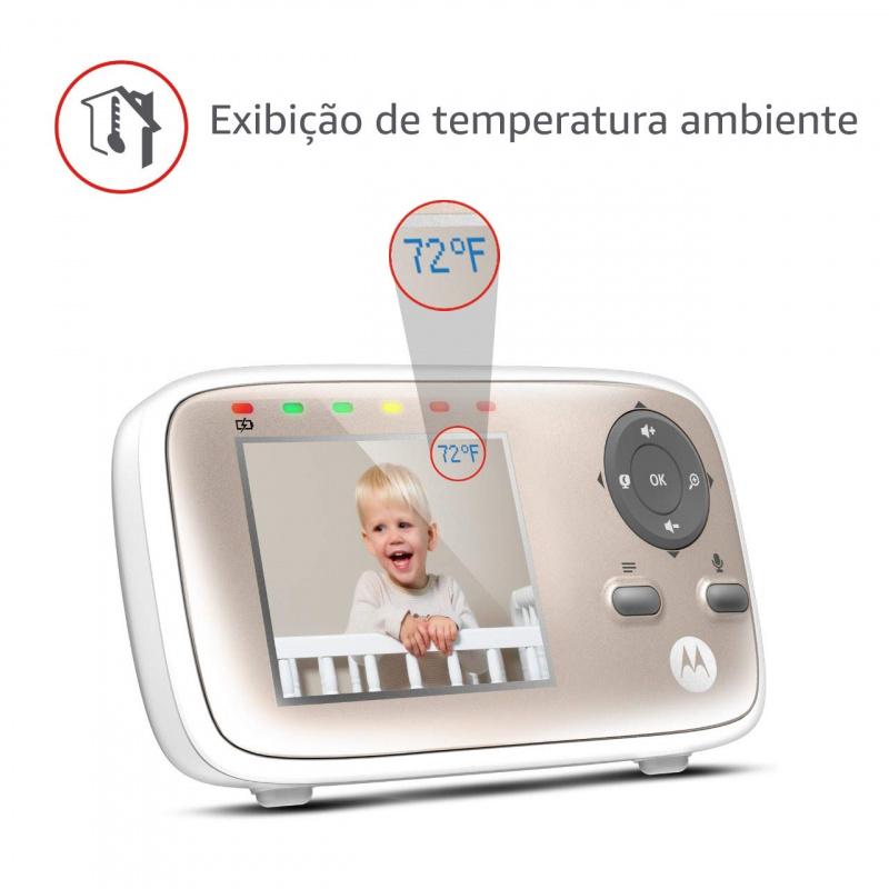 MOTOROLA MBP 667 connect 嬰兒監護器