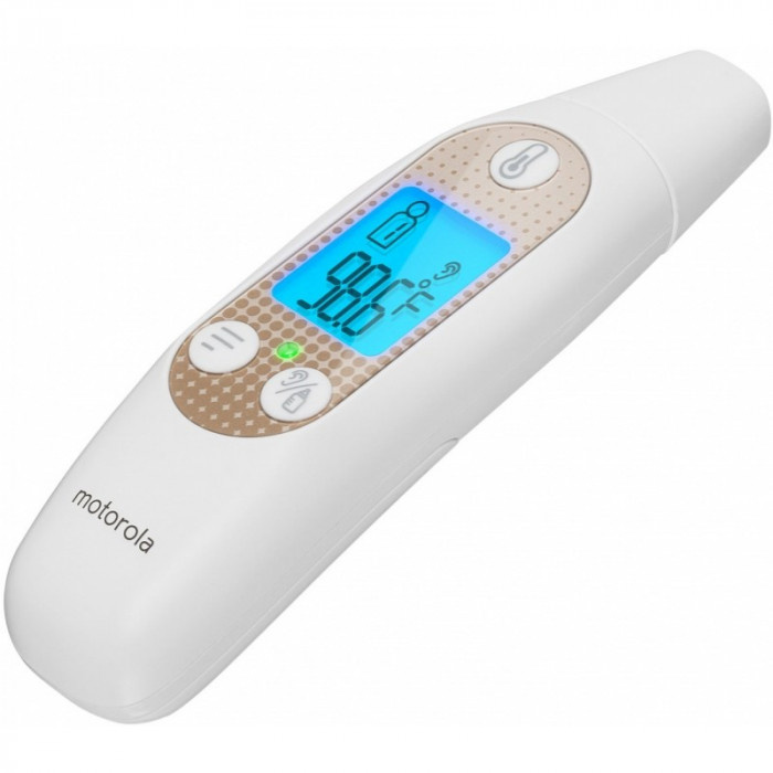 Motorola Smart Nursery Smart In Ear Thermometer MBP69SN 智能非接觸式數字溫度計