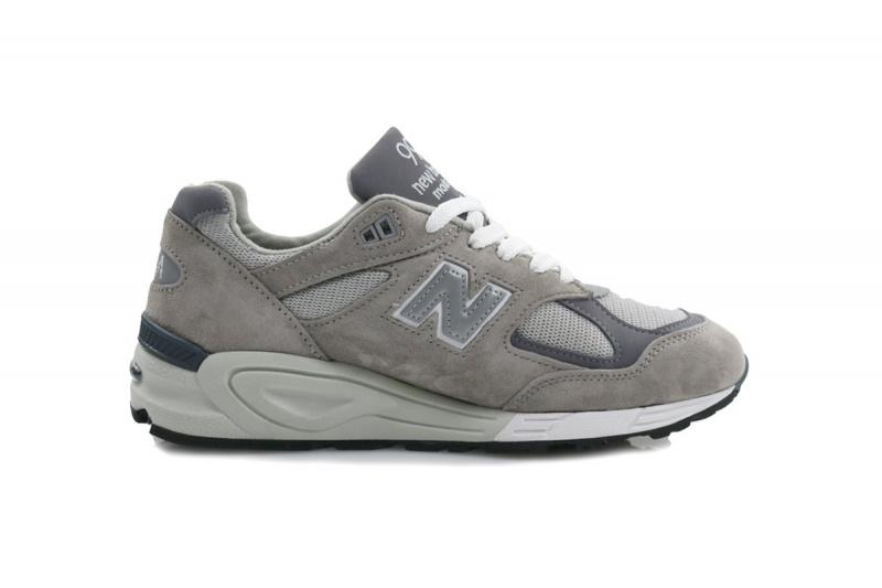New Balance M990GR2 M990V2 男裝鞋 [灰色]
