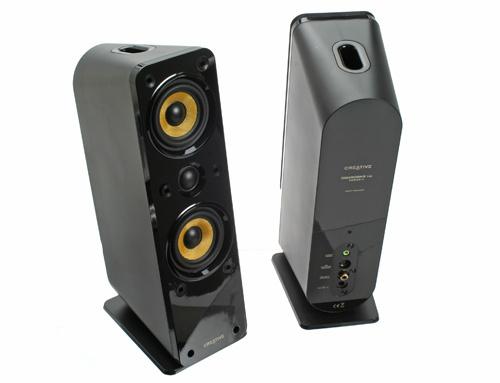 Creative T40 II 多媒體喇叭
