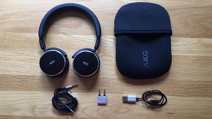 AKG N60 NC 頭戴式有綫耳機