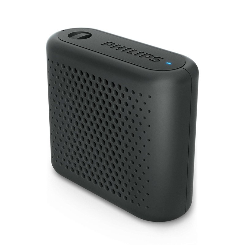 Philips - 無線便攜式喇叭 BT55B/00 -黑色 Wireless Portable Bluetooth Speaker Black