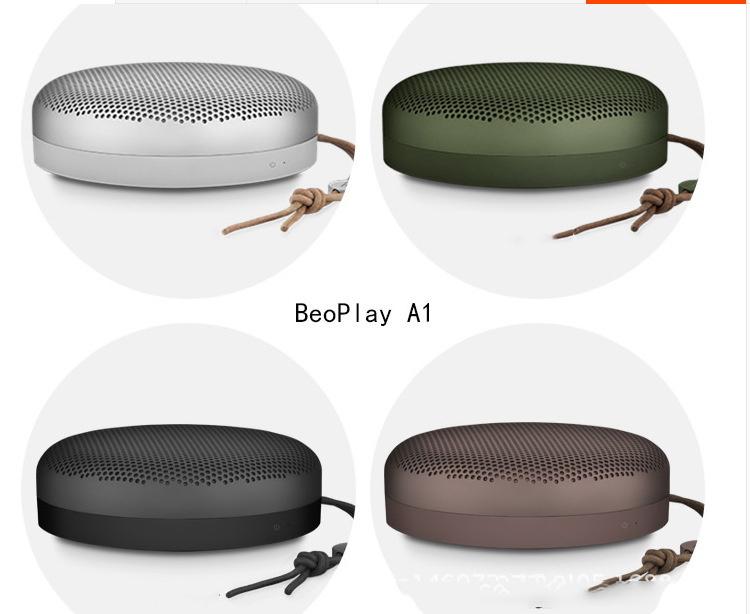 B&O PLAY Beoplay A1便攜式藍牙揚聲器(4色)