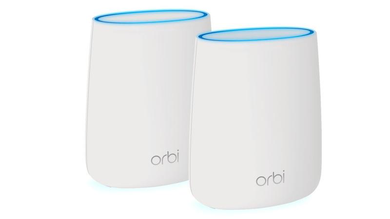 Netgear Orbi Micro AC2200 無線路由器系統套裝 (RBK20)