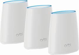 Netgear Orbi WiFi System (RBK43) AC2200