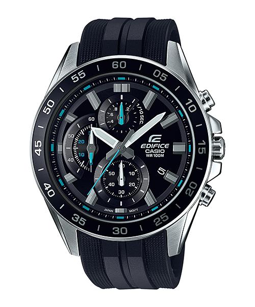 Casio EDIFICE 計時碼錶系列 # EFV-550P-1A