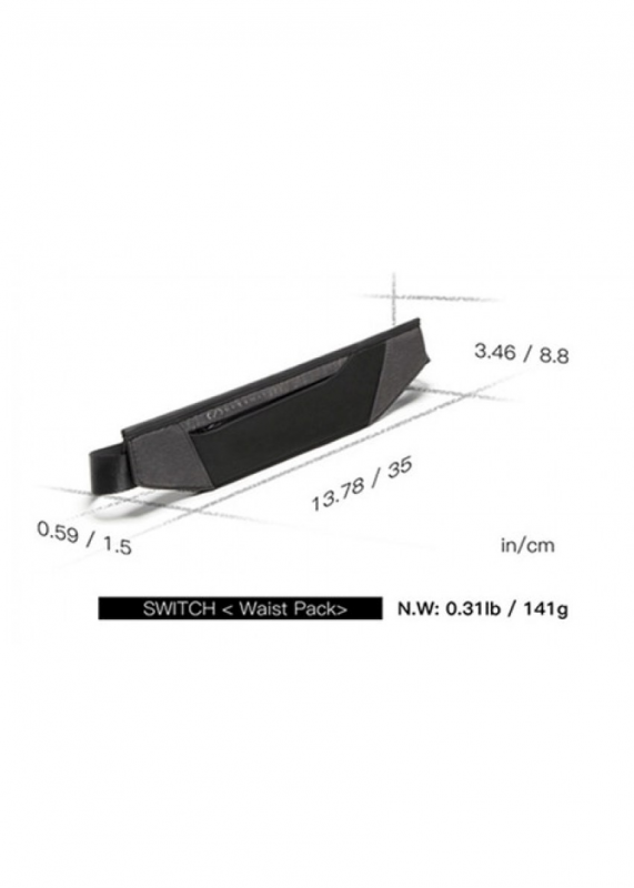 NiiD x Urbanatre - the switch waist pack 腰包
