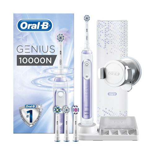 Oral-B GENIUS 10000 智能電動牙刷[2色]