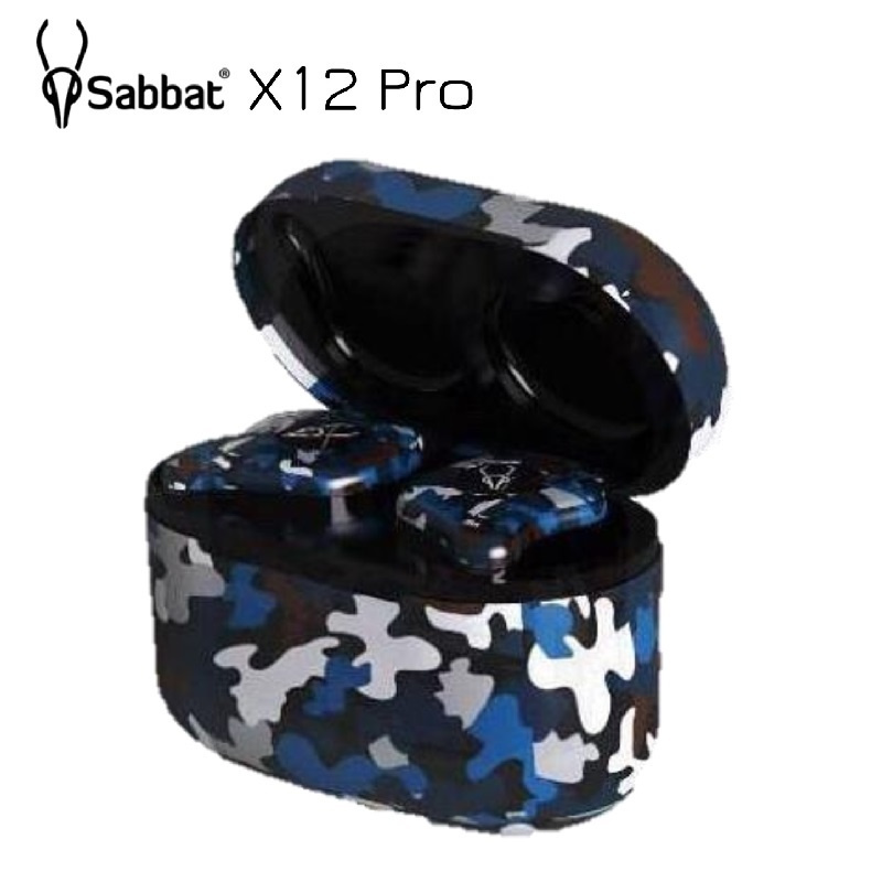 Sabbat X12 Pro 迷彩特別版 真無線藍牙耳機