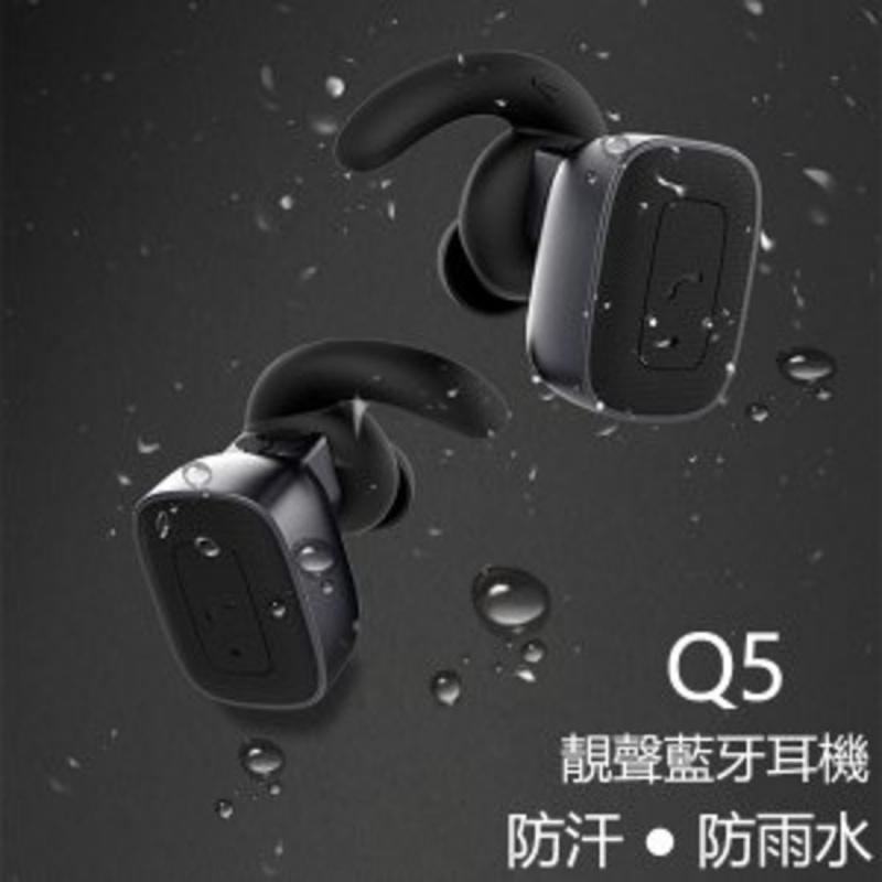 Roman - Q5-TWS真無線掛耳式隱形迷你藍牙耳機