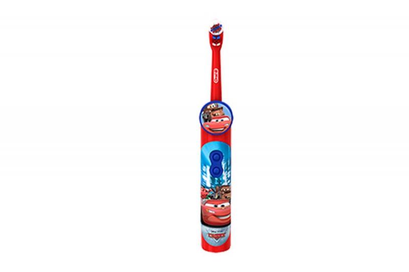 Oral-B - DB3010K 兒童乾電式電動牙刷 [隨機款式]