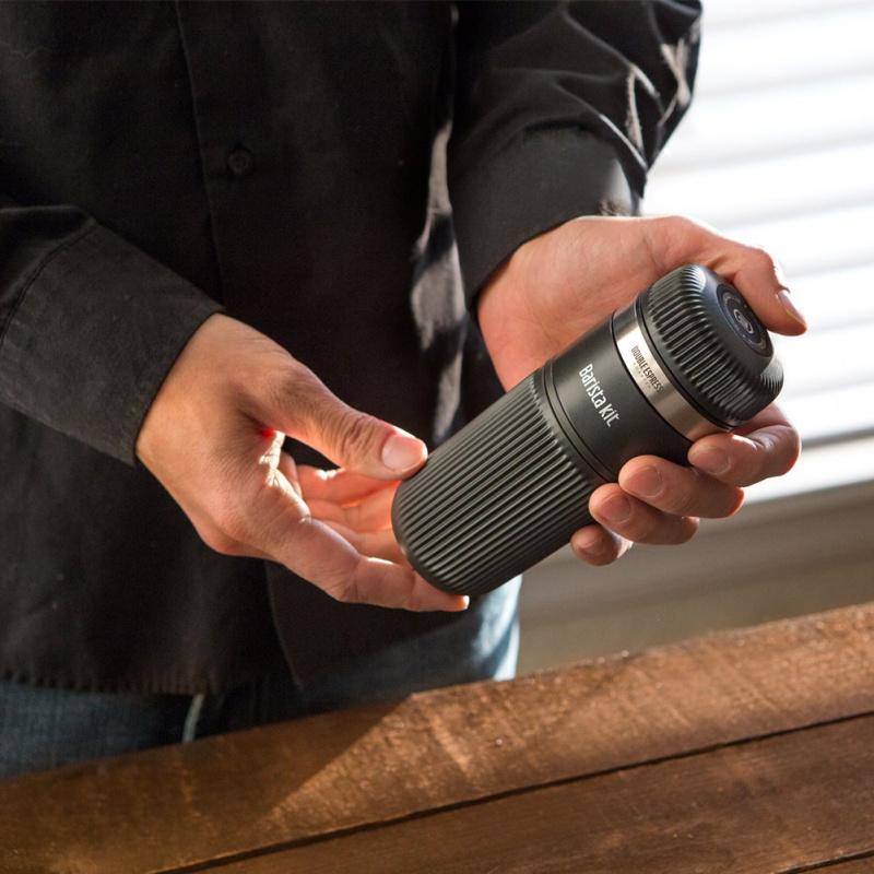Wacaco Nanopresso 便攜式咖啡機 18Bar壓力及配件