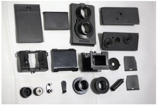 大人科學 DIY復古雙鏡反光相機