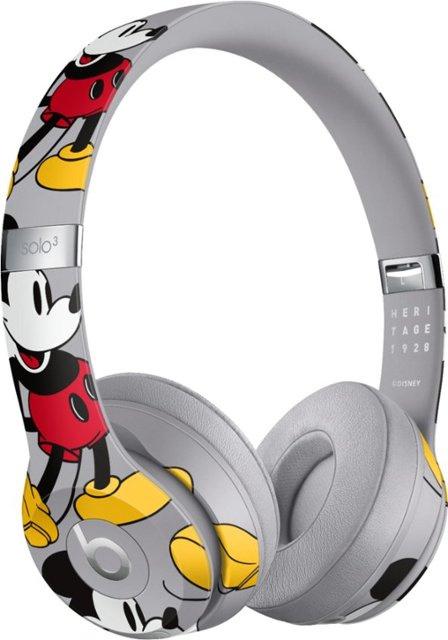 Beats Solo3 無線頭戴式耳機 米奇老鼠 特別版