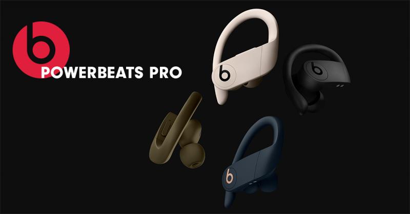 【香港行貨】Beats PowerBeats Pro 入耳式耳機