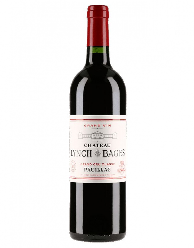 Chateau Lynch Bages Pauillac 2014 750ML 靚次伯酒莊 750ML - 12181833