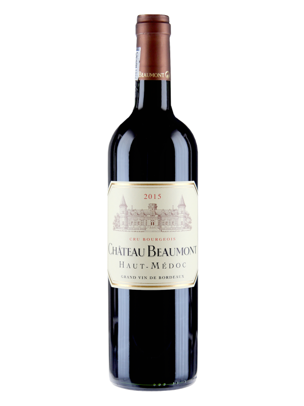Chateau Beaumont 750ml 2015 寶旺紅酒 750ml - 12661831
