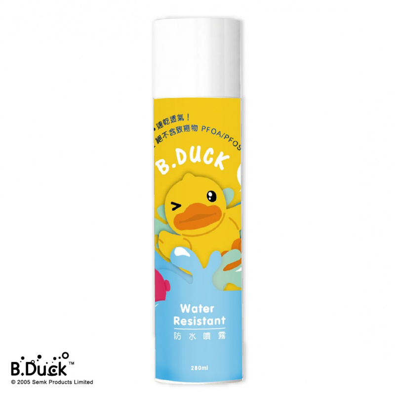 B.Duck X GO!TECHS 防水噴霧 [280mL]