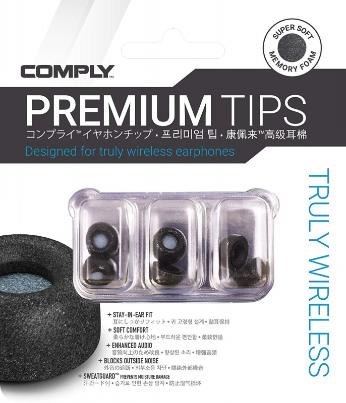 Comply Truly Wireless Twx【真無線耳機款】