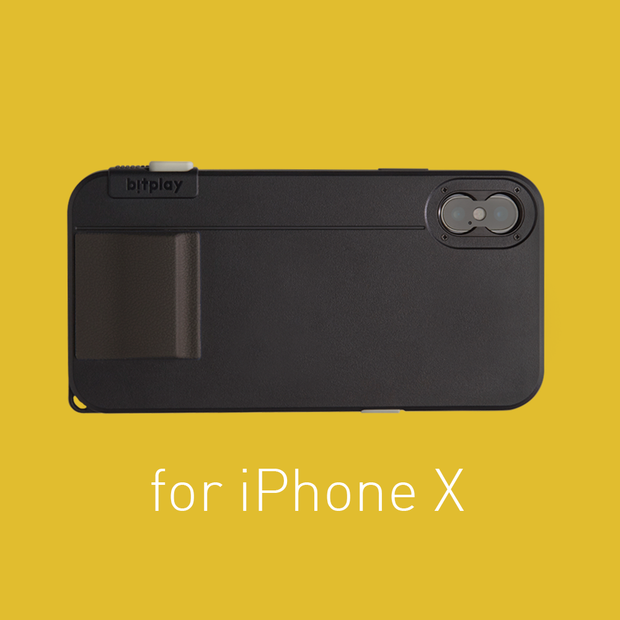 Bitplay SNAP!X 系列 iphone X手機殼【4色】