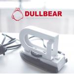 DullBear 迷你掌上型便攜折疊熨斗 [2色]