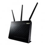 ASUS Gigabit 雙頻無線路由器 (RT-AC68U)