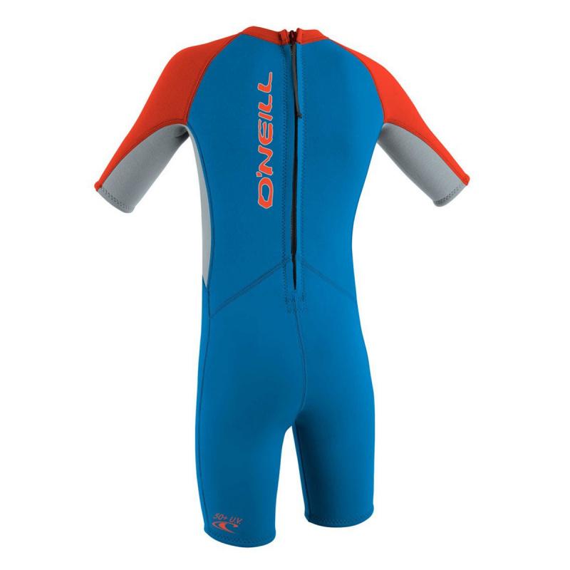 O'Neill 2.0mm 兒童保暖衣-藍/紅/灰