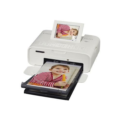 Canon Selphy CP1300 可攜式輕巧相片打印機 [3色]