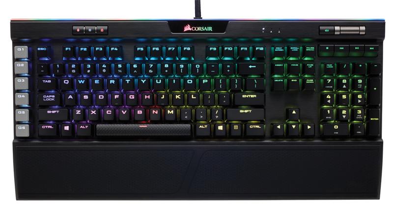 Corsair K95 RGB Platinum 機械式鍵盤