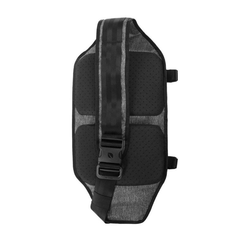 Incase Reform Collection Sling Pack Heather Black CL55576