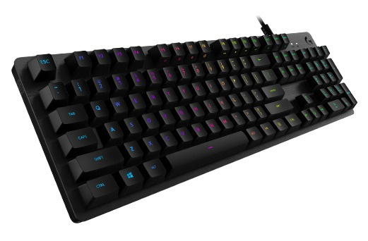 Logitech G512 RGB 機械遊戲鍵盤 [3種軸]