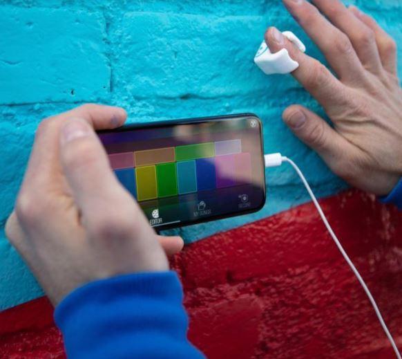 【香港行貨】Sphero - Specdrums 2 Rings Tap Color Make Music At your Fingertips 音樂指環