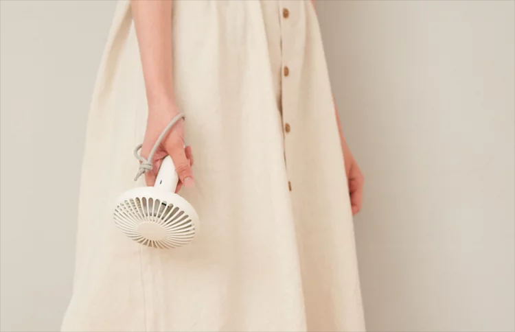 韓國 POUT HANDS2 手提香薰風扇
