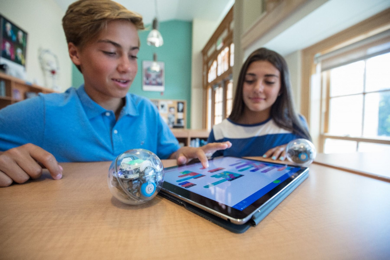 【香港行貨】Sphero - BOLT App-Enabled Robot 教育機械旋轉球