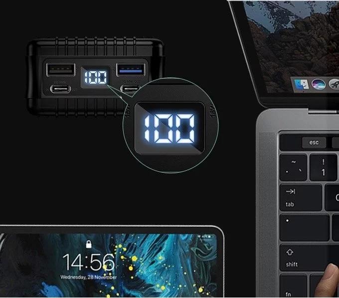 美國 Zendure SuperTank 行動電源 27000mAh - 可充MacBook 現貨